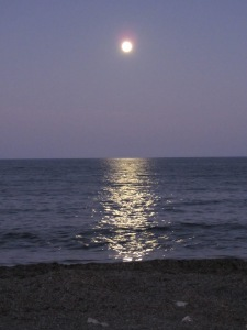 Der Mond ist aufgegangen