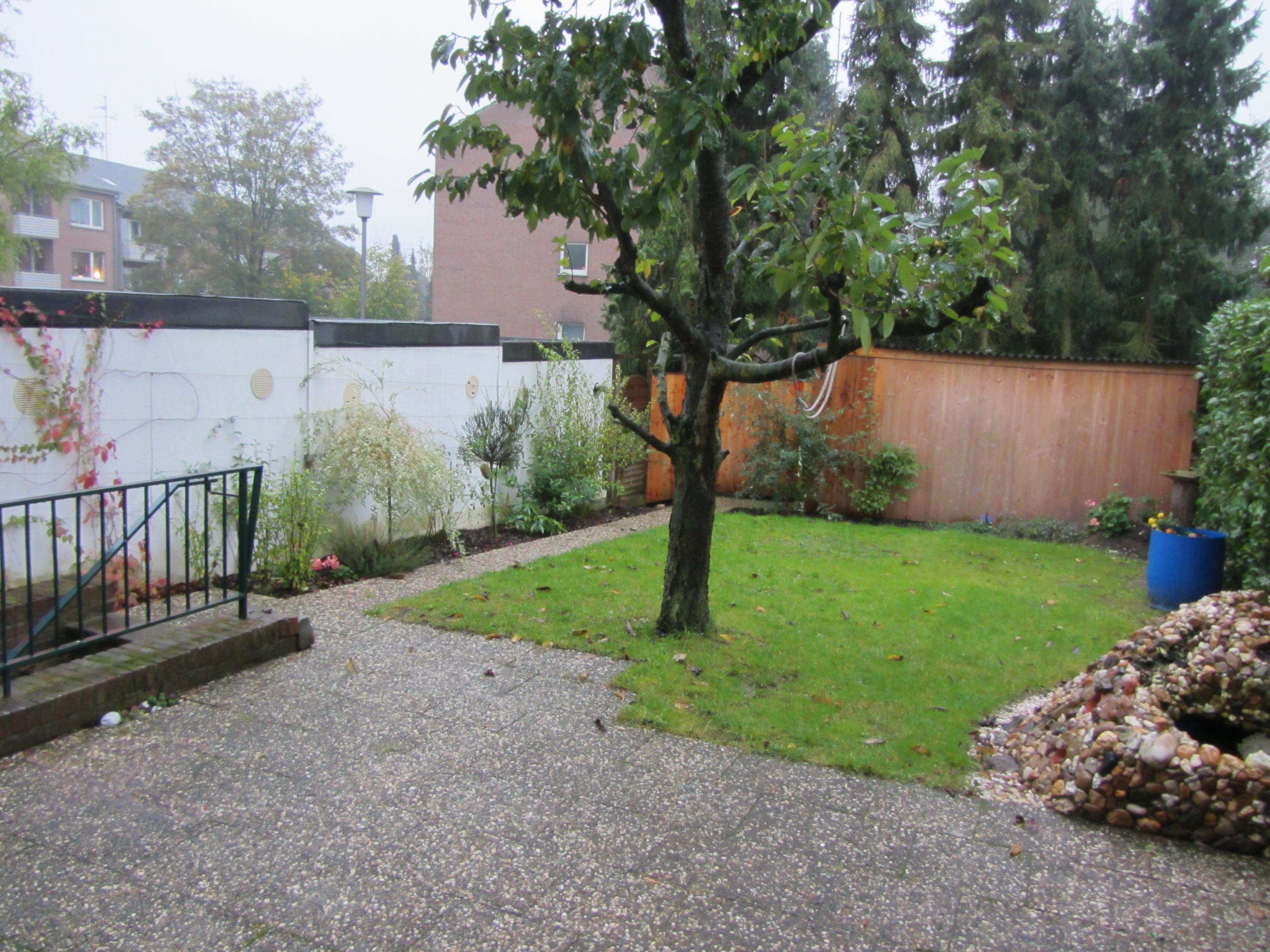 Elegant Schaukel Kleiner Garten Ideen