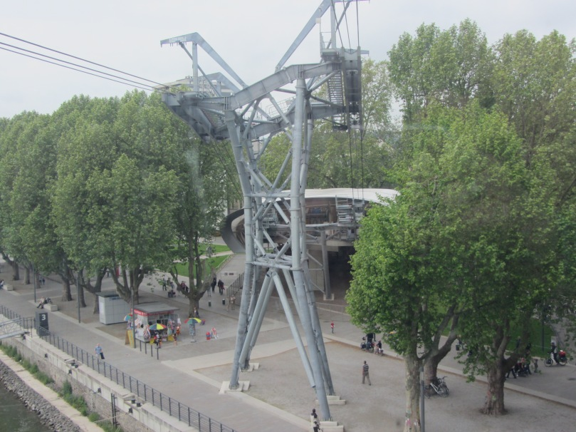 Seilbahnstation