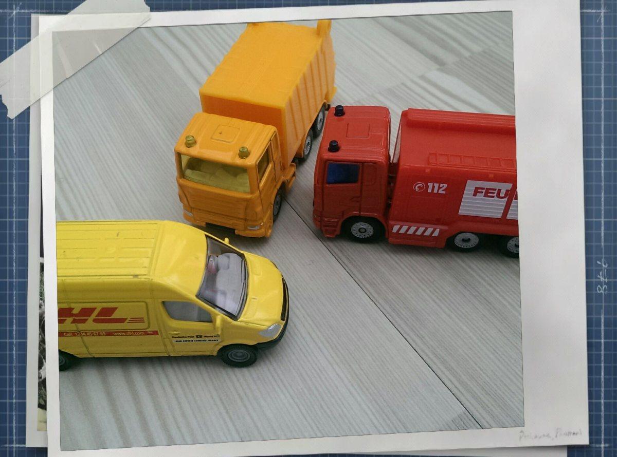 DIY - Straßenteppich für unterwegs