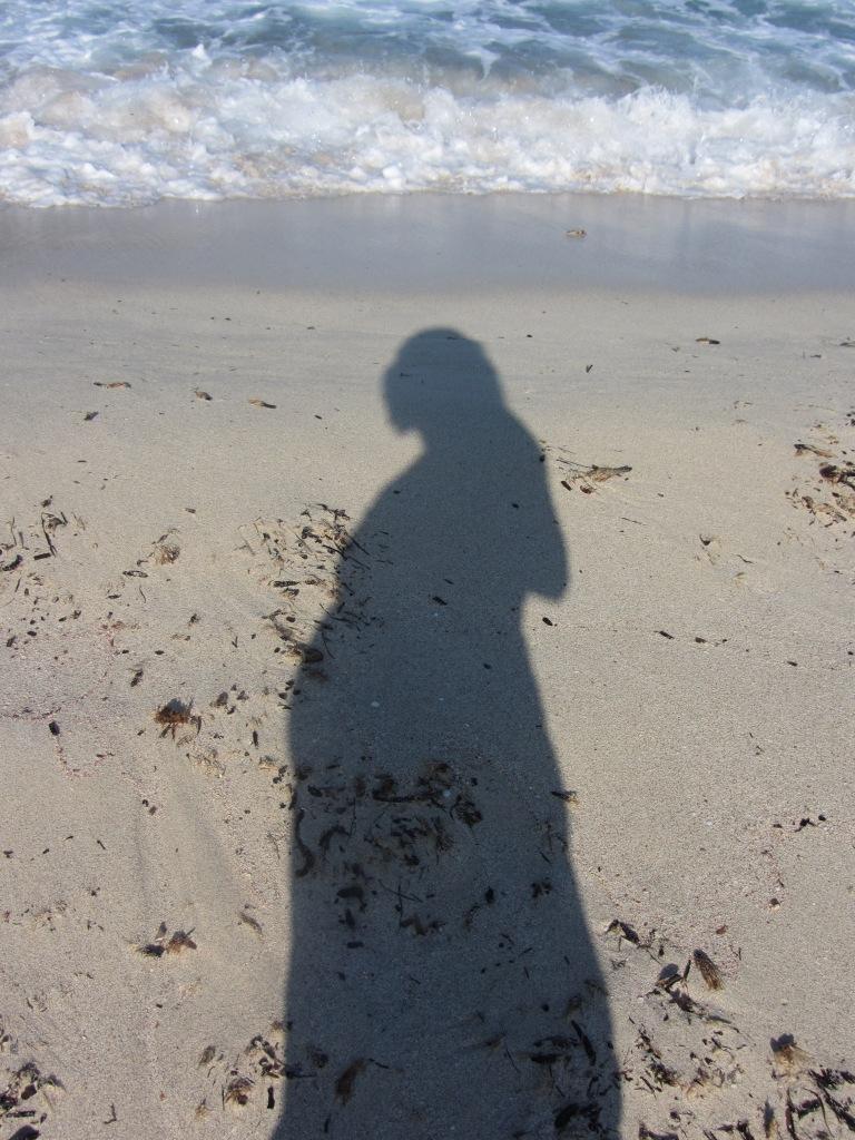 Schwangere Schatten