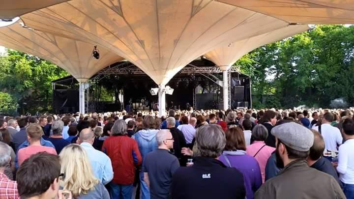 Toto live im Tanzbrunnen Köln