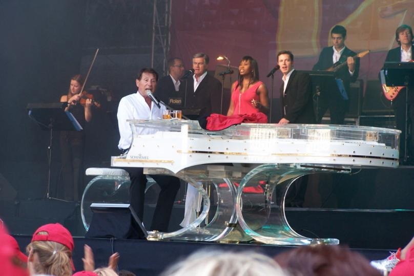 Udo Jürgens als Star-Gast