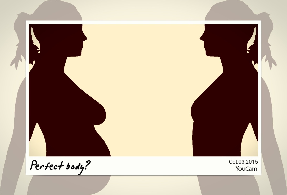 Mein Körper gehört wieder mir: die Wahrheit über den After-Baby-Body