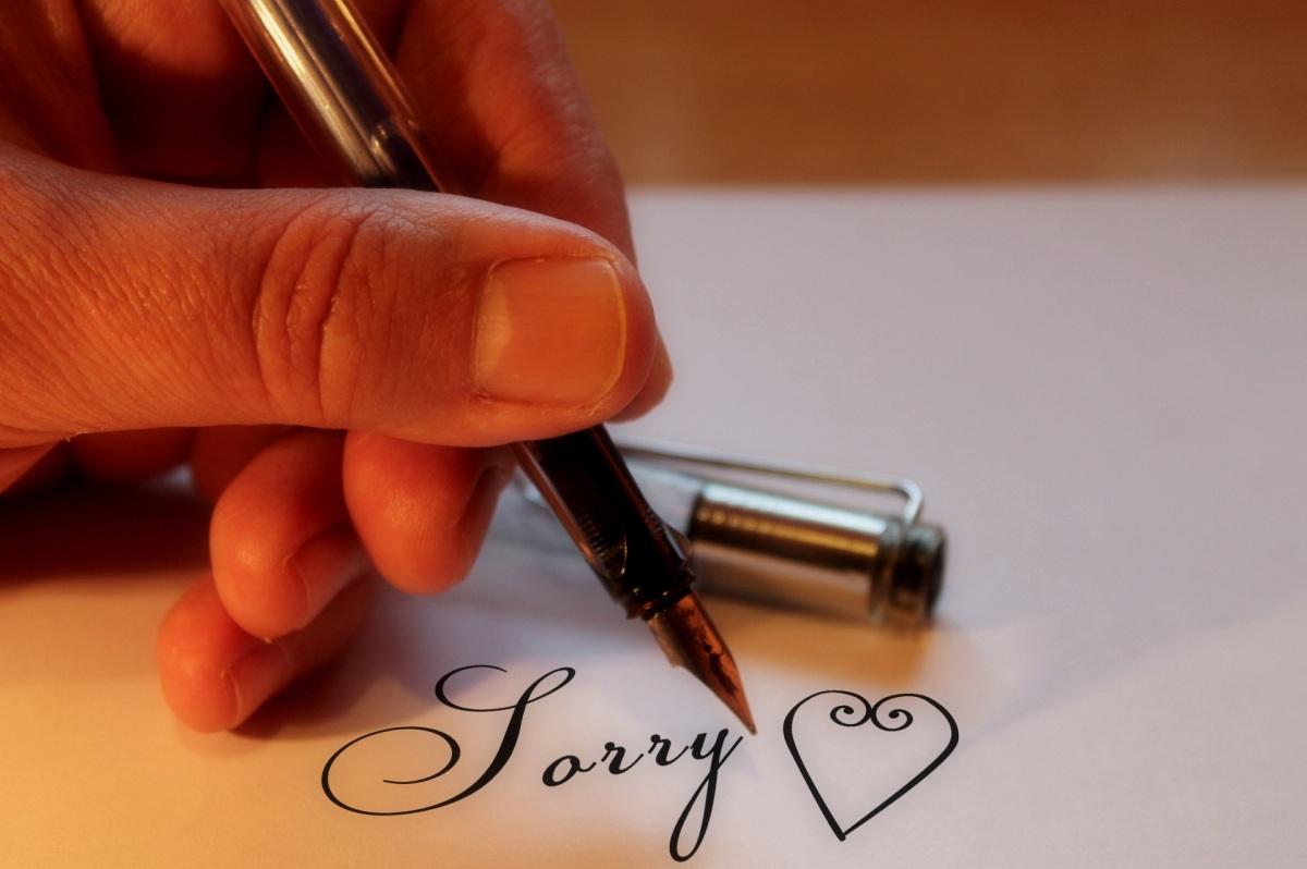 Es tut mir Leid...