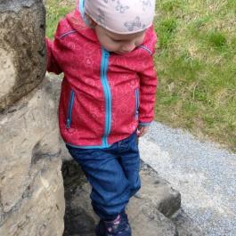 Klettern und erobern