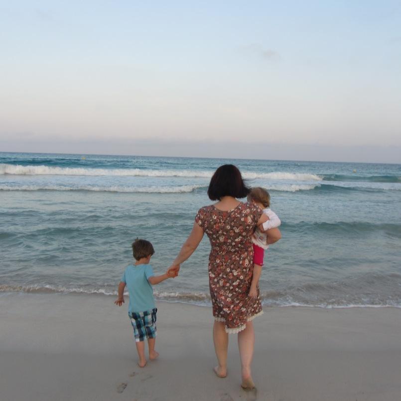 Wir lieben das Meer...