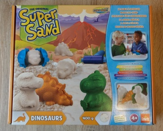 Super Sand Dinosaurs Goliath Toys