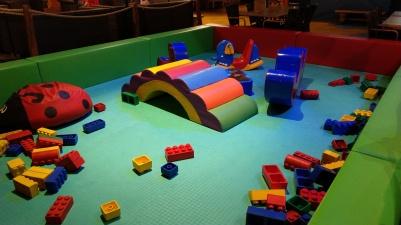 Der Kleinkind-Bereich