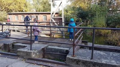 Landschaftspark Duisburg Nord Duisburg mit Kindern